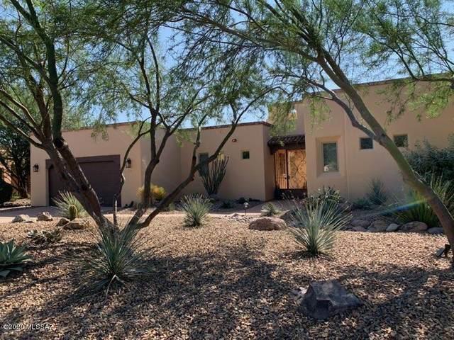 36 Calle Maria Elena, Tubac, AZ 85646 (#22024142) :: Luxury Group - Realty Executives Arizona Properties