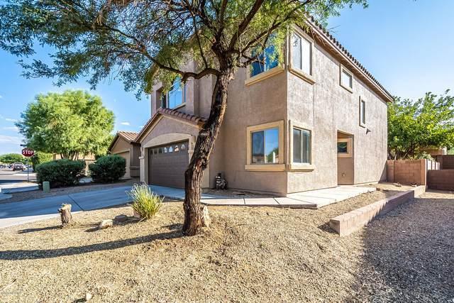 1042 E Mount Shibell Drive, Sahuarita, AZ 85629 (#22024143) :: eXp Realty