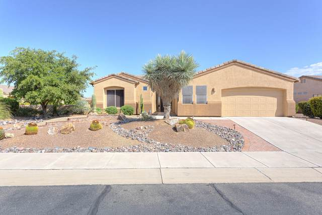 426 N Mountain Brook Drive, Green Valley, AZ 85614 (#22024144) :: Gateway Partners