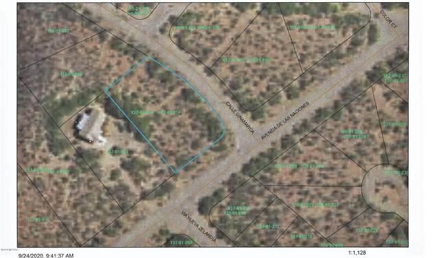 71 Avenida De Las Naciones #11, Rio Rico, AZ 85648 (MLS #22024147) :: The Property Partners at eXp Realty