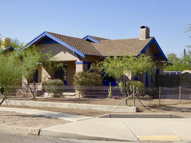 249 E Helen Street, Tucson, AZ 85705 (#22024150) :: Keller Williams