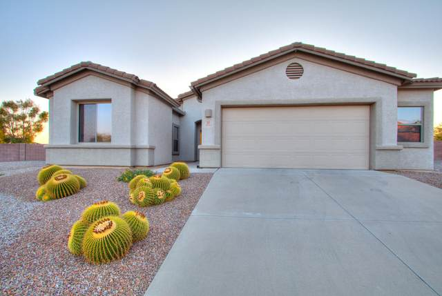 10942 S Via Jaline, Vail, AZ 85641 (#22024153) :: Keller Williams