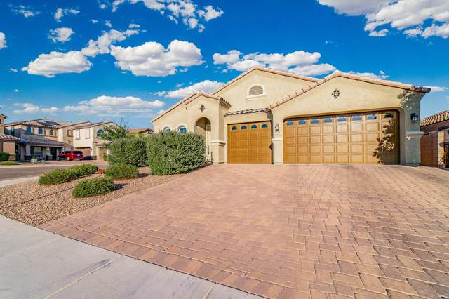8534 N Gaetano Loop, Tucson, AZ 85742 (#22024161) :: Keller Williams