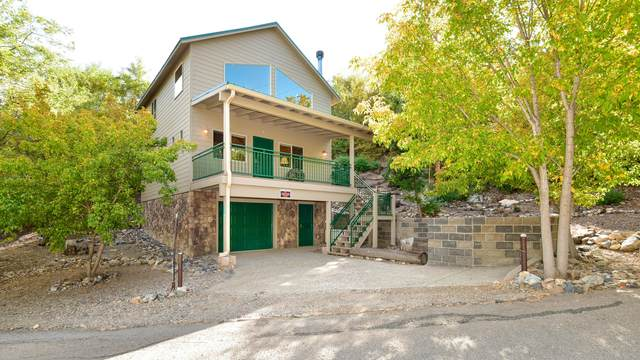 11108 E Carter Canyon Road, Mt. Lemmon, AZ 85619 (#22024167) :: eXp Realty