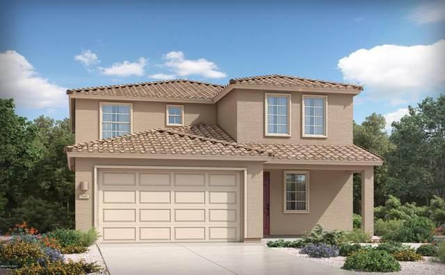 3491 W Scenic Park Drive, Tucson, AZ 85742 (#22024178) :: The Josh Berkley Team