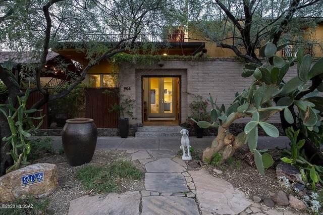 904 W Paseo De La Cosecha, Tucson, AZ 85745 (#22024181) :: Keller Williams