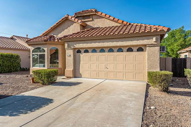 9519 E Briana Lane, Tucson, AZ 85748 (#22024185) :: Long Realty - The Vallee Gold Team