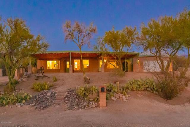 244 N Constitution Drive, Tucson, AZ 85748 (#22024196) :: Keller Williams