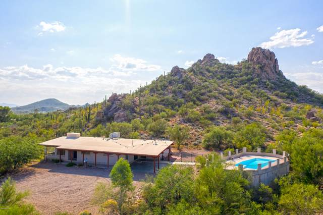 5720 S Saddle Ridge Lane, Tucson, AZ 85746 (#22024203) :: Keller Williams