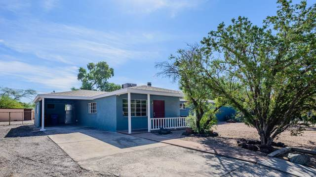 5352 E Waverly Street, Tucson, AZ 85712 (#22024223) :: The Local Real Estate Group | Realty Executives