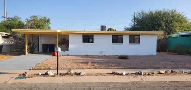 7909 E Nicaragua Drive, Tucson, AZ 85730 (#22024226) :: The Local Real Estate Group | Realty Executives