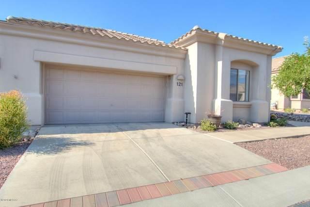 13401 N Rancho Vistoso Boulevard #121, Oro Valley, AZ 85755 (#22024232) :: Gateway Partners