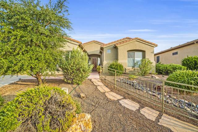 1121 W Mountain Nugget Drive, Green Valley, AZ 85614 (#22024233) :: Gateway Partners