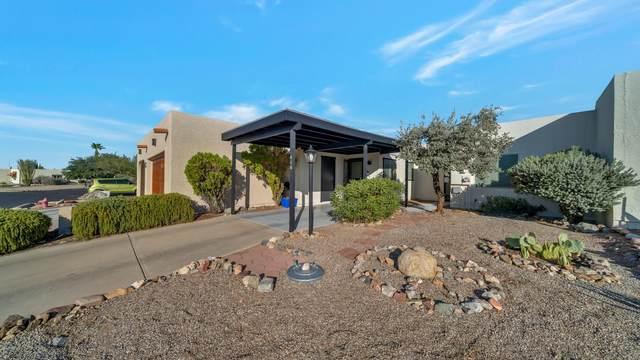 418 N Calle De Las Profetas, Green Valley, AZ 85614 (#22024237) :: Long Realty - The Vallee Gold Team