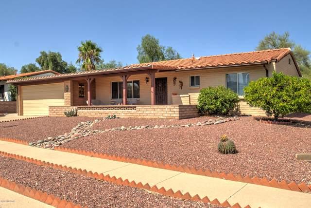 241 E La Espina, Green Valley, AZ 85614 (#22024264) :: eXp Realty