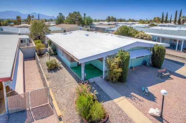 109 W Palma Drive, Green Valley, AZ 85614 (#22024281) :: eXp Realty