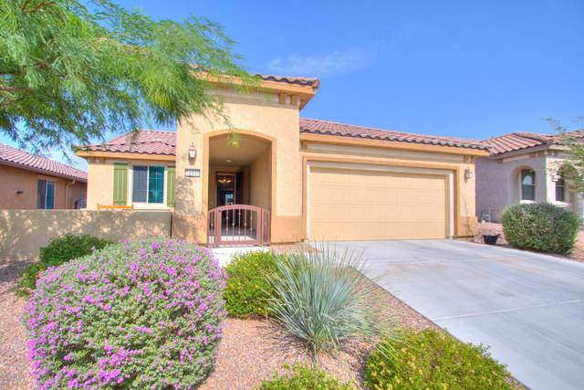14045 N Del Webb Trail, Marana, AZ 85658 (#22024285) :: Long Realty - The Vallee Gold Team