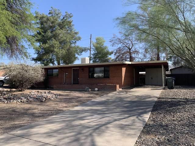 5722 E Seneca Street, Tucson, AZ 85701 (#22024294) :: Keller Williams