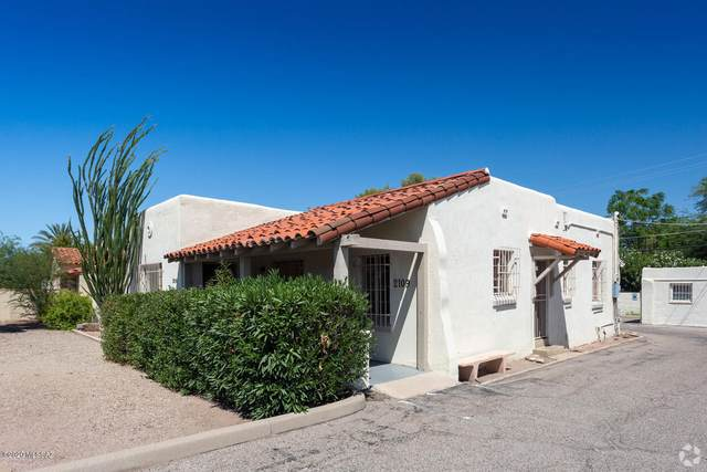 2109 E Grant Road, Tucson, AZ 85719 (#22024339) :: Long Realty Company