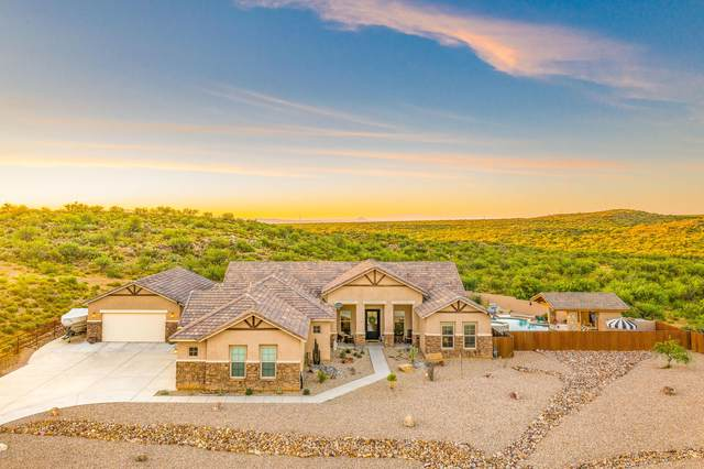 67848 E Madison Road, Oracle, AZ 85623 (#22024356) :: Long Realty - The Vallee Gold Team
