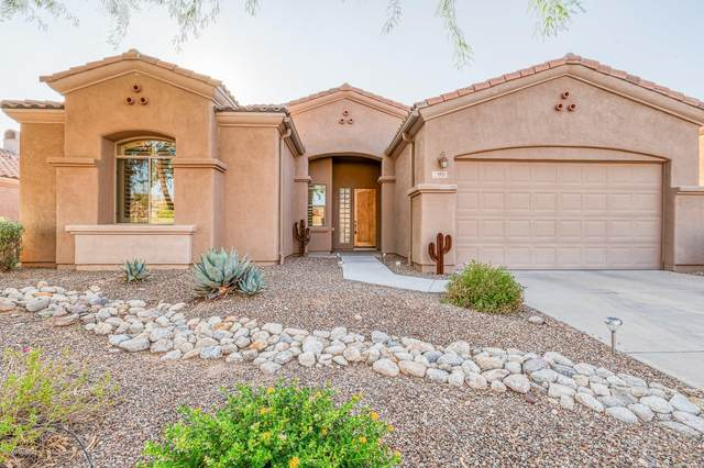 6255 N Via Jaspeada, Tucson, AZ 85718 (#22024388) :: Keller Williams