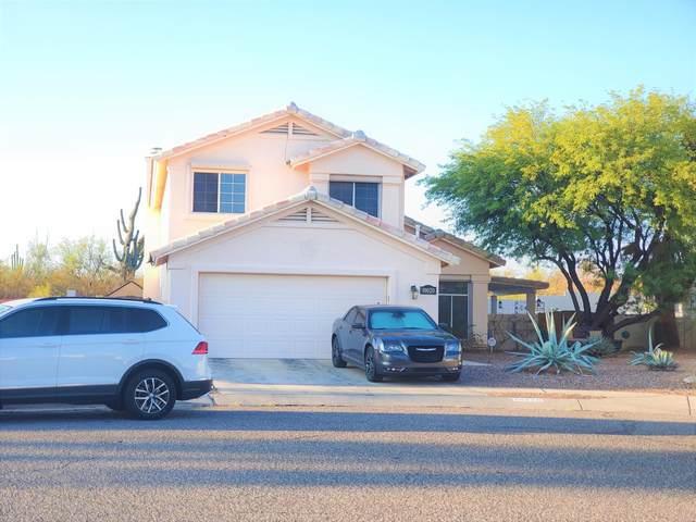 10020 E English Woods Road, Tucson, AZ 85748 (#22024417) :: Keller Williams