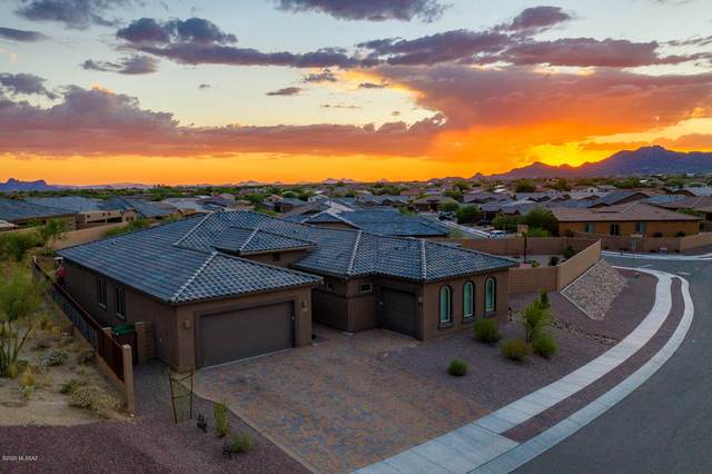 12895 N Eagles Summit Drive, Oro Valley, AZ 85755 (#22024424) :: Long Realty - The Vallee Gold Team