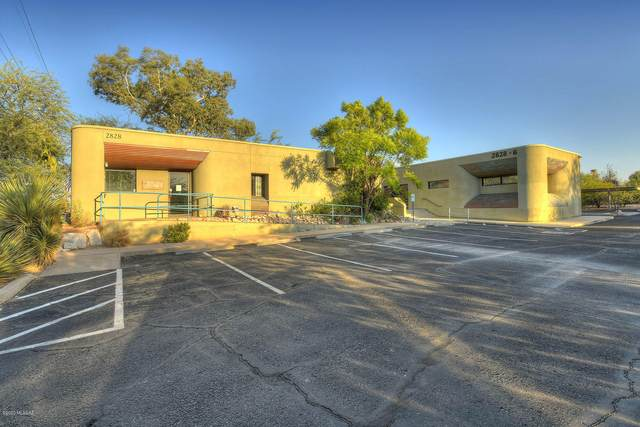 2828 E Fort Lowell Road, Tucson, AZ 85716 (#22024482) :: Tucson Property Executives
