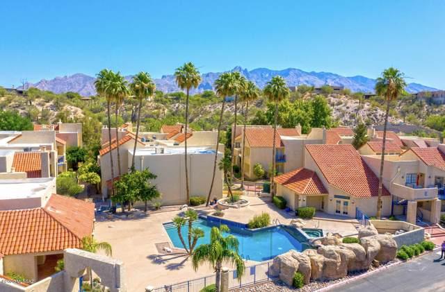 1200 E River Road L-166, Tucson, AZ 85718 (#22024484) :: Kino Abrams brokered by Tierra Antigua Realty