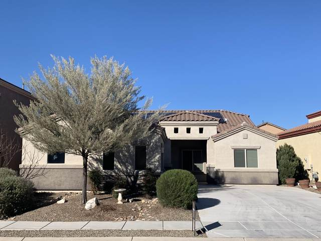 8294 W Canvasback Lane, Tucson, AZ 85757 (#22024518) :: Long Realty - The Vallee Gold Team