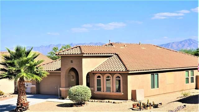901 W Via Alamos Drive, Green Valley, AZ 85614 (#22024531) :: Kino Abrams brokered by Tierra Antigua Realty