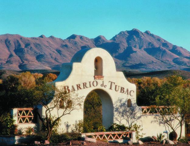 46 Calle Maria Elena #44, Tubac, AZ 85646 (#22024549) :: Tucson Property Executives