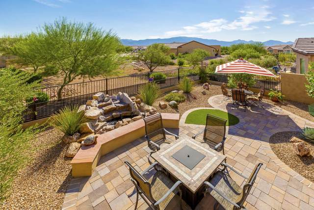 32915 S Cattle Trl Trail, Oracle, AZ 85623 (#22024550) :: Long Realty - The Vallee Gold Team
