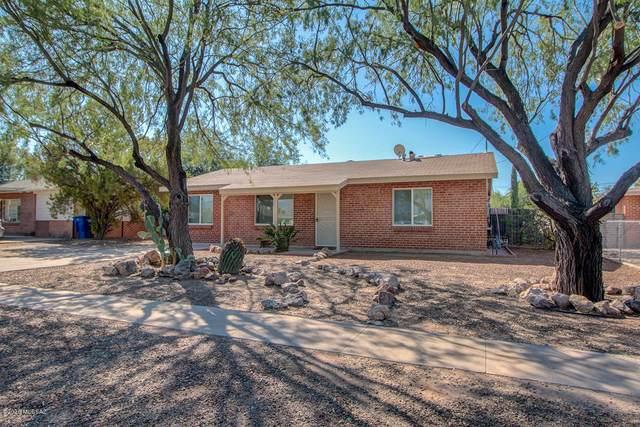 5438 E Fairmount Street, Tucson, AZ 85712 (#22024557) :: Long Realty - The Vallee Gold Team