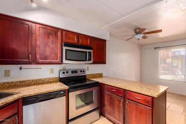 55 N Cherry Avenue #113, Tucson, AZ 85719 (#22024618) :: Long Realty - The Vallee Gold Team