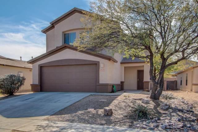 8231 W Babbitt Court, Tucson, AZ 85757 (#22024626) :: Long Realty - The Vallee Gold Team