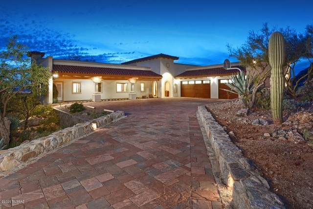 5345 E Mission Hill Drive, Tucson, AZ 85718 (#22024644) :: Kino Abrams brokered by Tierra Antigua Realty