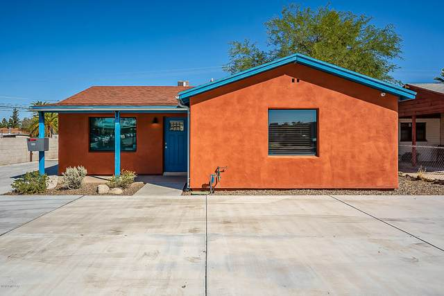 2543 E 22nd Street, Tucson, AZ 85713 (#22024686) :: Long Realty - The Vallee Gold Team