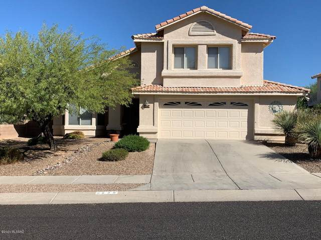 9879 E Golden Currant Drive, Tucson, AZ 85748 (#22024712) :: Long Realty - The Vallee Gold Team
