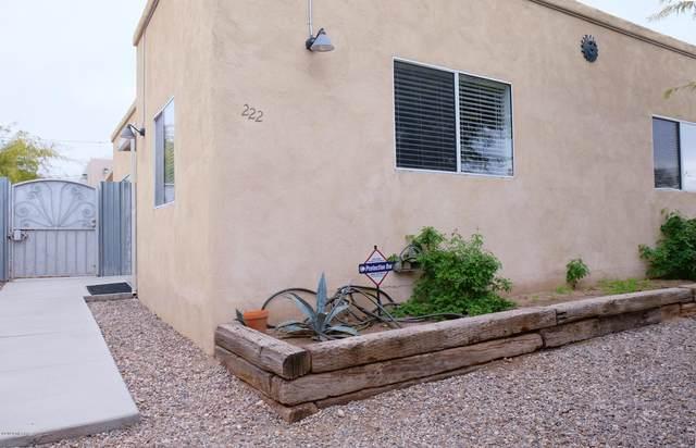 222 E Elm Street, Tucson, AZ 85705 (#22024728) :: Gateway Partners