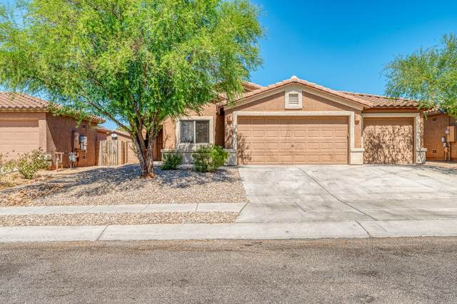 6480 W Elk Falls Way, Tucson, AZ 85757 (#22024734) :: Gateway Partners