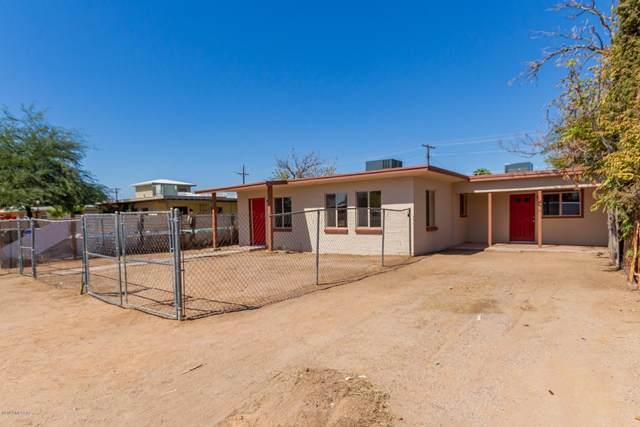 2431 E 24Th Street, Tucson, AZ 85713 (#22024775) :: Long Realty - The Vallee Gold Team