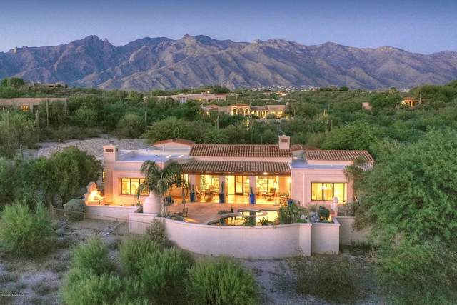 4681 N Camino Sumo, Tucson, AZ 85718 (#22024792) :: Luxury Group - Realty Executives Arizona Properties