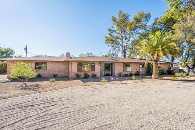 2621 N Swan Road, Tucson, AZ 85712 (#22024866) :: Long Realty - The Vallee Gold Team