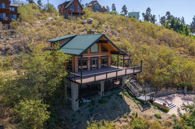 12873 N Ajo Avenue, Mt. Lemmon, AZ 85619 (#22024872) :: Long Realty - The Vallee Gold Team