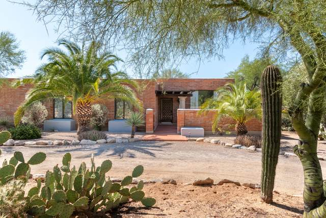 2300 E Camino La Zorrela, Tucson, AZ 85718 (#22024886) :: Luxury Group - Realty Executives Arizona Properties