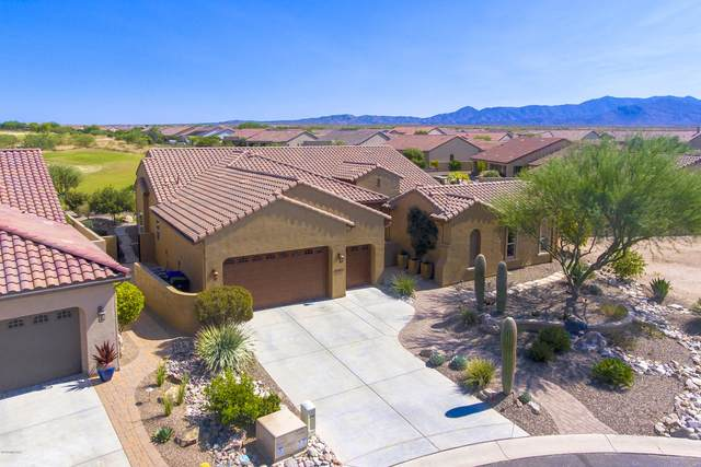 32097 S Bighorn Drive, Oracle, AZ 85623 (#22024892) :: Long Realty - The Vallee Gold Team