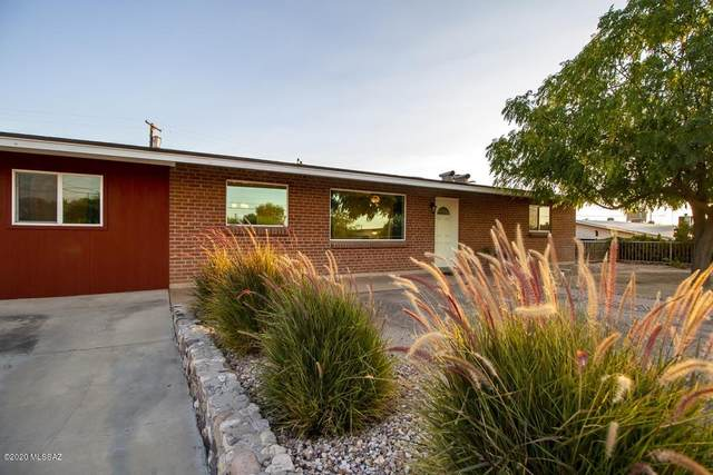 822 E Glenn Street, Tucson, AZ 85719 (#22024978) :: Tucson Property Executives
