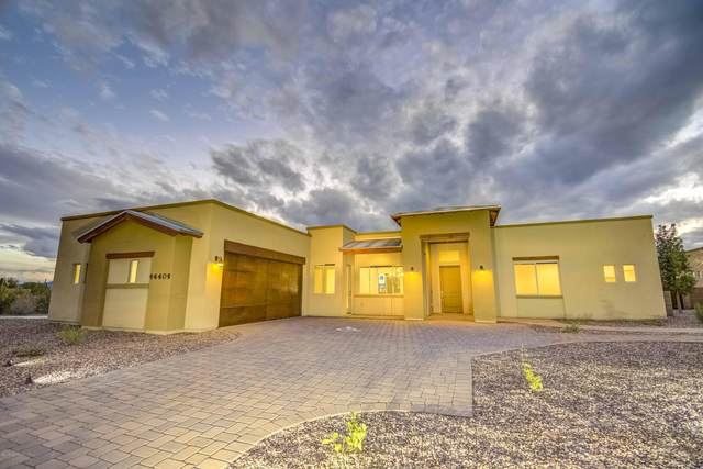 14401 N Desert Bloom Drive, Marana, AZ 85658 (#22025067) :: Kino Abrams brokered by Tierra Antigua Realty