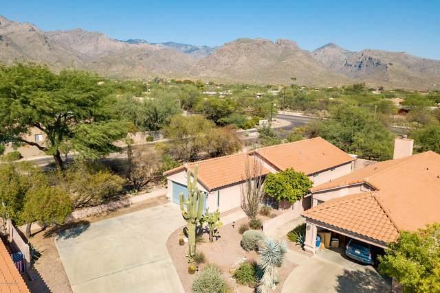 5278 N Canyon Way, Tucson, AZ 85750 (#22025228) :: Gateway Partners